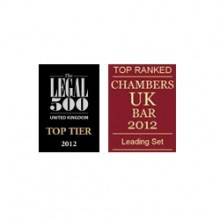 COMMERCIAL LITIGATION SET OF THE YEAR 2011